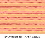 minimalist curved stripes... | Shutterstock .eps vector #775463038