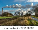 Drax  North Yorkshire  Uk In...