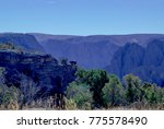 black canyon of the gunnison... | Shutterstock . vector #775578490