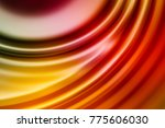 colorful ripple background | Shutterstock . vector #775606030