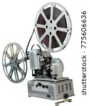 a movie projector is an opto... | Shutterstock . vector #775606636
