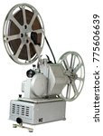 a movie projector is an opto...   Shutterstock . vector #775606639