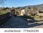 ioannina  greece   december 27  ...   Shutterstock . vector #775620250