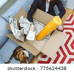 paris  france   nov 6  2017 ... | Shutterstock . vector #775624438
