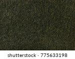 Olive Nappy Knitwear Wool...