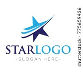star logo vector | Shutterstock .eps vector #775659436