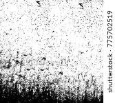 black and white grunge... | Shutterstock .eps vector #775702519