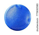 balance massage cushion... | Shutterstock . vector #775830580