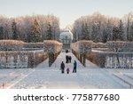 saint petersburg  russia  ... | Shutterstock . vector #775877680