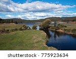 Small photo of Gardner Lake at Moina in Tasmania