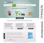 pathmaster series   editable... | Shutterstock .eps vector #77593270