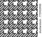 seamless surface pattern design ... | Shutterstock .eps vector #775933900