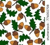 acorn vector illustration   Shutterstock .eps vector #776002708