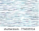blue abstract ornament | Shutterstock . vector #776035516