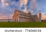 piza  italy   10 march  2016 ... | Shutterstock . vector #776068156