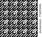 seamless surface pattern design ... | Shutterstock .eps vector #776093404
