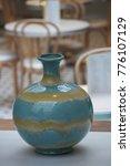 artistic bottles and vases | Shutterstock . vector #776107129