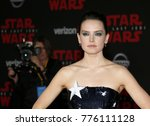daisy ridley at the world... | Shutterstock . vector #776111128