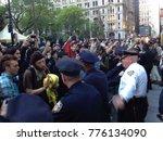 new york   circa 2011 ... | Shutterstock . vector #776134090