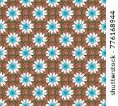 background floral design for... | Shutterstock .eps vector #776168944