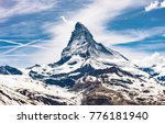 Swiss Alps Matterhorn