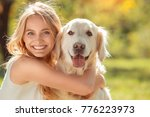 Stock photo young woman blonde hair summer style concept 776223973