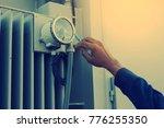 Engineer Or Electrician Workin...