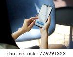 chiang mai  thailand dec 16...   Shutterstock . vector #776291323