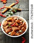 bowl of roasted tender ton or... | Shutterstock . vector #776293168