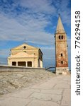 Small photo of Madonna dell'Angelo church and Lighthouse in Caorle