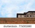 old building in europe | Shutterstock . vector #776301880