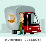 vector illustration of a... | Shutterstock .eps vector #776330764