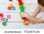 games with children's... | Shutterstock . vector #776357134