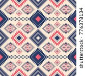 native pattern vector | Shutterstock .eps vector #776378134