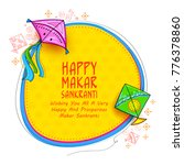 illustration of happy makar... | Shutterstock .eps vector #776378860