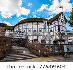 london  uk   circa june 2017 ... | Shutterstock . vector #776394604