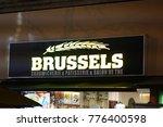 Brussels  Belgium   December 6...