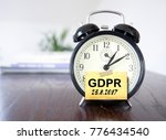 gdpr general data protection... | Shutterstock . vector #776434540