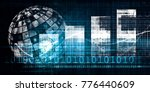 data integration and database... | Shutterstock . vector #776440609