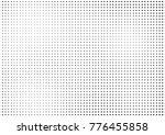 vintage halftone background.... | Shutterstock .eps vector #776455858