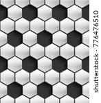 volumetric seamless pattern of...   Shutterstock .eps vector #776476510