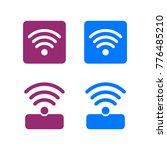 siren police set. police... | Shutterstock .eps vector #776485210
