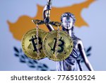 symbol of law and justice ... | Shutterstock . vector #776510524