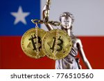 symbol of law and justice ... | Shutterstock . vector #776510560