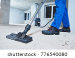 cleaning service. dust removal... | Shutterstock . vector #776540080