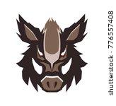vector illustration of wild...   Shutterstock .eps vector #776557408