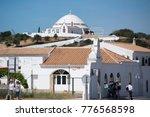the church of santuario de... | Shutterstock . vector #776568598