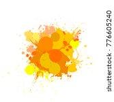 banner blot presentation ... | Shutterstock . vector #776605240