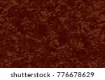 abstract brown marble texture...   Shutterstock .eps vector #776678629