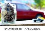 car loan and insurance ... | Shutterstock . vector #776708008